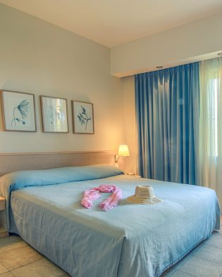 D'Andrea Mare one bedroom apartment in Rhodes