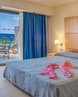 D'Andrea Mare double room in Rhodes